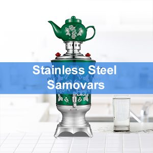 Stainless Steel Samovar