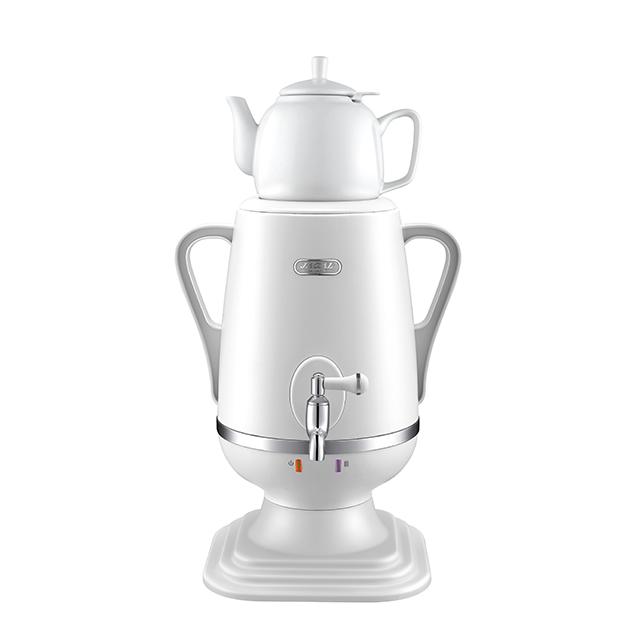 T18E white front+porcelain pot